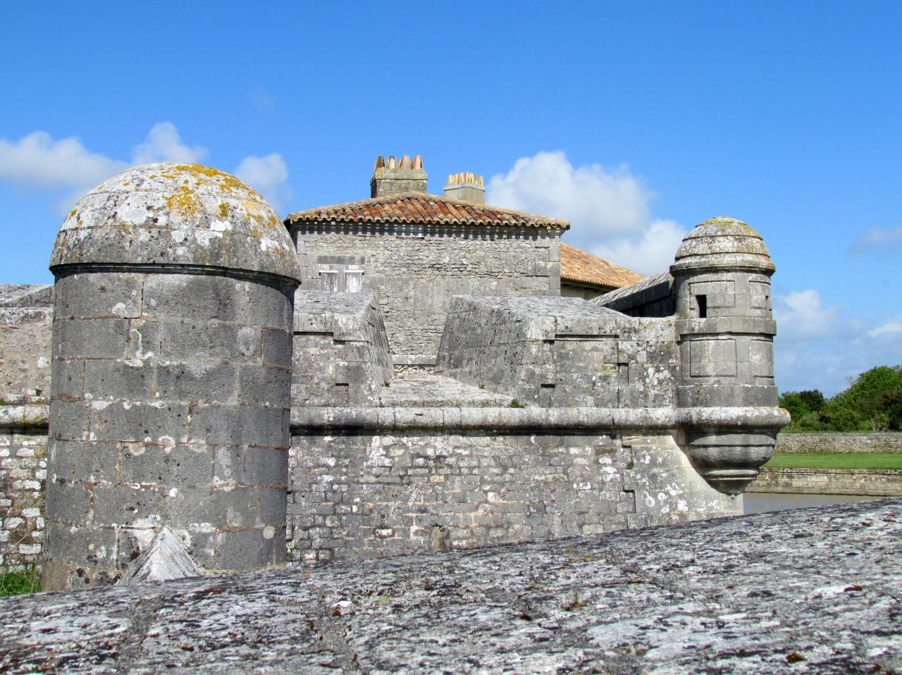 Fortification de Fort Lupin